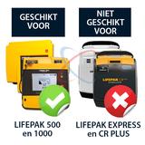 Physio-Control Lifepak 500/1000 wandhouder_