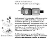 philips kindersleutel voor AED gebruik