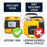 Physio-Control batterij voor Lifepak 1000_