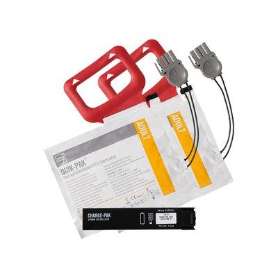 Physio-Control CR-plus / CR-express (vervangingsset batterij + 2 elektrodes)