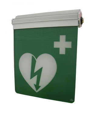 AED pictogram - Ledo Light LED