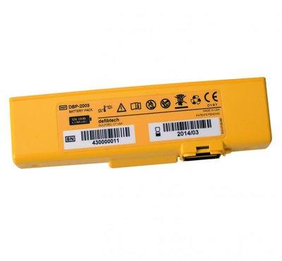 Defibtech batterij voor Lifeline VIEW AED