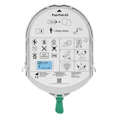 Heartsine Samaritan PAD-PAK elektrode + batterij