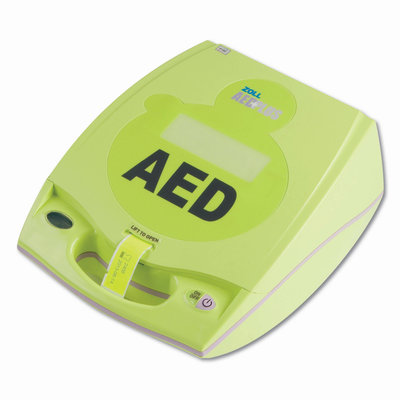 Zoll AED Plus (halfautomaat)