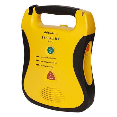 Defibtech Lifeline  (halfautomaat)