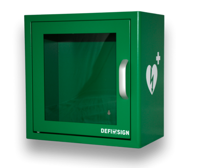 Defisign AED wandkast universeel