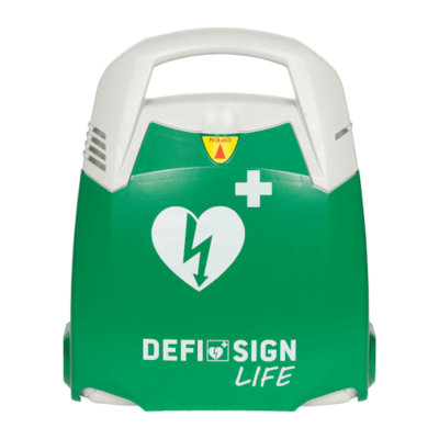 DefiSign LIFE AED (volautomaat)