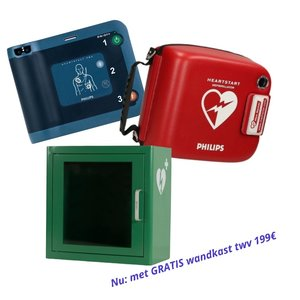 AANBIEDING PHILIPS FRX AED