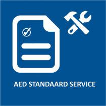 AED standaard onderhoud