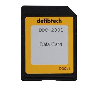 Defibtech view datacard