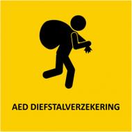 AED diefstal verzekering